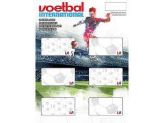 Voetbal International Schooletiketten