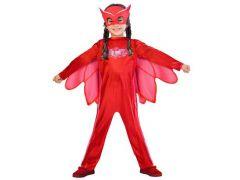 Childeren S Costume Pj Masks Owlette Good 3-4 Year