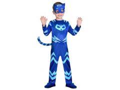 Childeren S Costume Pj Masks Catboy Good 3-4 Year