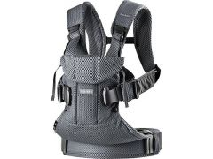 Baby Bjorn Draagzak One Air Antraciet Mesh