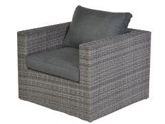 Orangebird Lounge Fauteuil Organic Grey