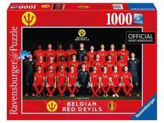 Belgie Rode Duivels 2018 Puzzel 1000 Stuks