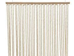 Gordijn Katoentouw 1.5X90X200Cm Off-White