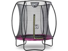 Exit Silhouette Trampoline + Safetynet 183Cm Pink