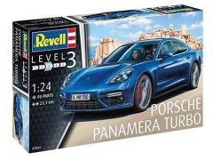 Revell 07034 Porsche Panamera Turbo