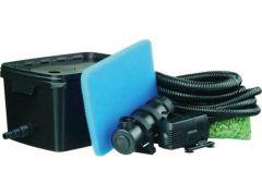 Filtrapure 2000 Plusset - Éenkamer-Filtersysteem - Uvc 5W