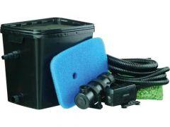Filtrapure 4000 Plusset - Éenkamer-Filtersysteem - Uvc 9W