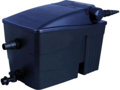 Filtramax 9000 Basicset - Bio-Mech. Modulaire Filtersysteem Met 2 Kamers - Uvc 9W