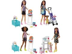 Barbie Babysitter Speelset