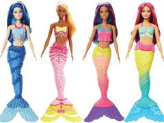 Barbie Dreamtopia Mermaid Asst.