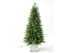 Norfolk Pe Table Tree With Wooden Box 137Cm 200L