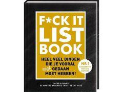 Fck It List