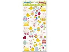 Sticker Tweeny Kip Kuiken 270 916