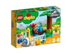 Lego 10879 Jurassic World Kinderboerderij Met Vriendelijke Reuzen