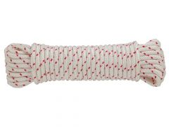 Gevlochten Polyester Met Rode Kendraad 4Mm-20M