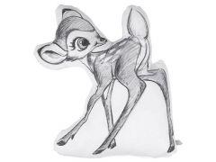 Plum Plum Kussen Bambi