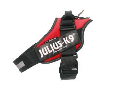 Julius-K9 Idc Power Harnas 2 L-Xl/71-96Cm Rood