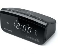 Muse M 16 Cr Clock Radio With Usb Charging