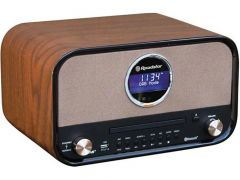 Roadstar Hra 1782 D-Bt Vintage Wood Radio+Cd Dab Tuner