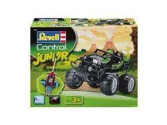 Rev 23014 Rc-Junior Crash Car Dino