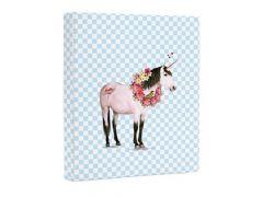 Classeur 7.5 Cm Miss Unicorn