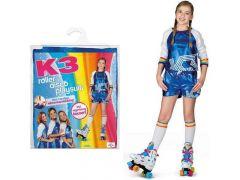 K3 Rollerskate Outfit 6-8 Jaar Incl Kousen