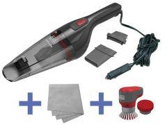 Black & Decker Auto Vac And Power Brush Combo