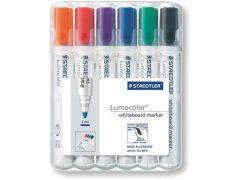 Lumocolor Whiteboard Marker Box 6 Stuks