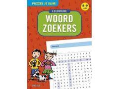 Puzzel Je Slim! - Leerrijke Woordzoekers (8-9 J.)