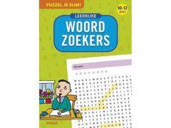 Puzzel Je Slim! - Leerrijke Woordzoekers (10-12 J.)