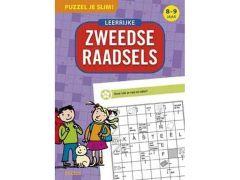 Puzzel Je Slim! - Leerrijke Zweedse Raadsels (8-9 J.)