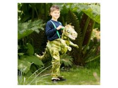 Ride On Dinosaur Light And Sound 6-8J