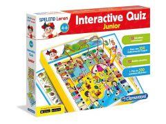 Clementoni Interactive Quiz Junior 4-6 Jaar