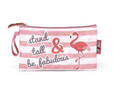 Zaska Flamingo Toilettas 24X14Cm