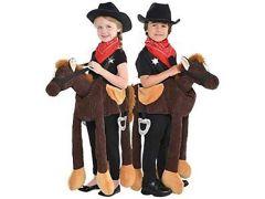 Kinderen Costume Ride On Poney 3+