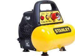 Stanley Compressor Zonder Olie 1.5Pk 6L 8Bar