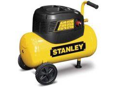 Stanley Compressor Zonder Olie 1.5Pk 24L 10Bar