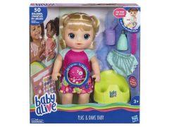 Baby Alive Potty Dance Baby Blond