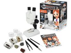 Buki Stereo Microscoop 40 Experimenten