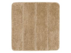 Wenko Bad Mat Steps Sand 55X65Cm Micropoly