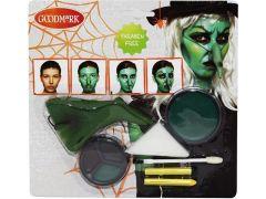 Halloween Make Up - Set Voor Heks
