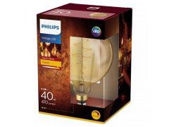 Philips Lamp Led Classic-Giant 40W E27 G200 Gold Dim
