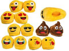 Emoticon Pantoffels Maat 31-36