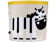 3 Sprouts Opbergmand Zebra