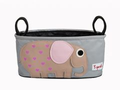 3 Sprouts Buggy Organizer Olifant