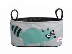 3 Sprouts Buggy Organizer Wasbeer