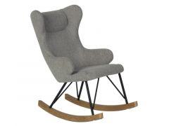 Quax Rocking Kids Chair De Luxe - Sand