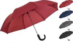 Paraplu 52Cm Pongee 4Assortiment Prijs Per Stuk