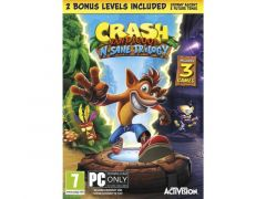 Playstation 4 Crash Bandicoot N. Sane Trilogy 2.0