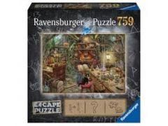 Ravensburger P 759 St. Escape 3 Kitchen Of A Witch
